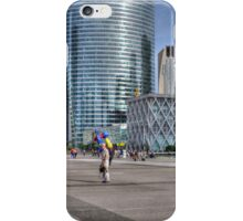 La Defense, Paris, France iPhone Case/Skin
