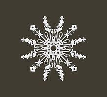 Winter Flake V Unisex T-Shirt