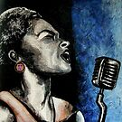 Lady Sings the Blues by Anni Morris