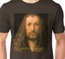 PRETTY & SMART  Albrecht Durer - Self Portrait (1471-1528) Unisex T-Shirt