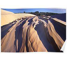 Cape Howe Dunes Poster