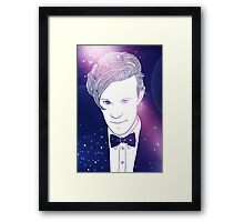 Space Doctor Framed Print