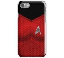Star Trek Series - Uhura Suit iPhone Case/Skin