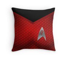 Star Trek Series - Uhura Suit Throw Pillow