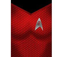 Star Trek Series - Uhura Suit Photographic Print