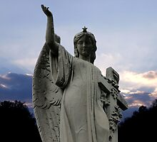 Angel of Heaven by Perspective