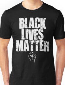 BLACK LIVES MATTER TOO Unisex T-Shirt