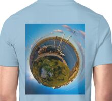 Fishing Boat, Killeany Pier, Inishmore, Aran Islands Unisex T-Shirt