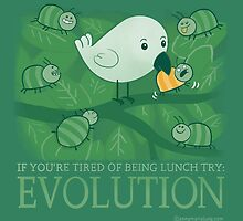 Try Evolution! by Queenmob