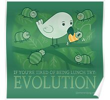 Try Evolution! Poster