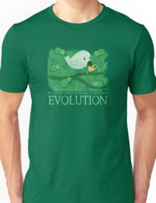 Try Evolution! T-Shirt