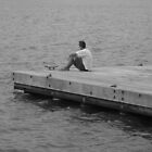 River Gazer by jim hall