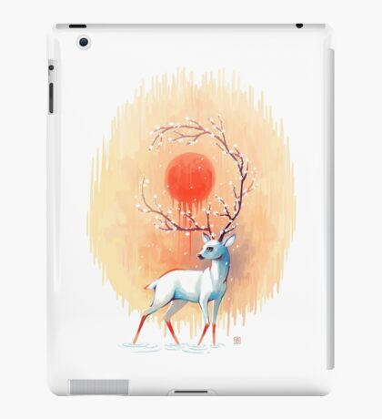 Spring Spirit iPad Case/Skin