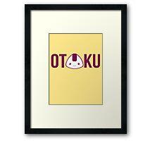 OTAKU Framed Print