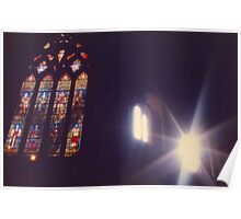 Ely Cathedral Poster