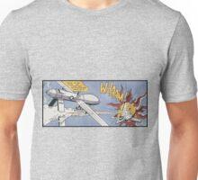 Whaam! A Modern reimagining Unisex T-Shirt
