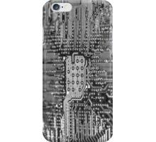 Circuit Board pt 2 iPhone Case/Skin