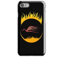 I am Fire - I am Death! iPhone Case/Skin