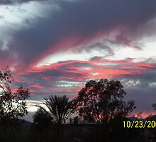 sunset in the valley by cher