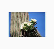 Tipped Saguaro Blooms Unisex T-Shirt