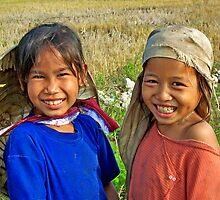 Happy Girls  by Cammi