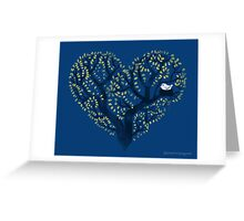 Home is where the nest is Greeting Card