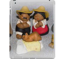 Latin Nativity Scene iPad Case/Skin