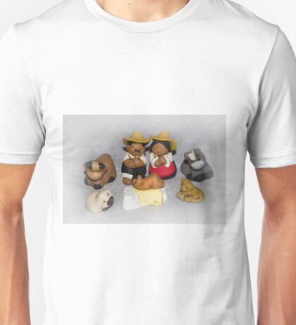 Latin Nativity Scene Unisex T-Shirt