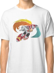 Geometric Zero Illustration Classic T-Shirt