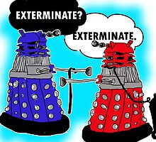 The fault in our daleks by Tottobydesign