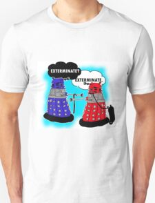 The fault in our daleks T-Shirt