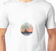 Ferris Wheels on Fire Unisex T-Shirt