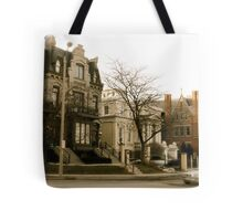 Milwaukee street Tote Bag