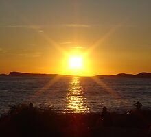 IBIZA SUNSET by sequin