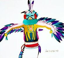 Eagle Dancer by Jamie Winter-Schira