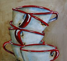 7 Cups by Sonja Peacock