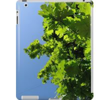Lush Leafy Green iPad Case/Skin