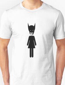 Wolverine Bathroom Sign T-Shirt