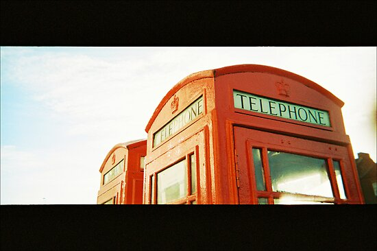 Telephones by PaulBradley