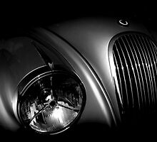 Jaguar XK120 by Euan Craine