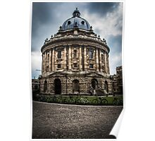 Oxford University's Radcliffe Camera Poster