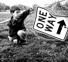 one way? by K. Kedra