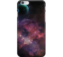 Travel to another world iPhone Case/Skin