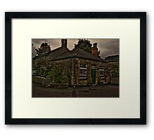 Wentworth Post Office Framed Print