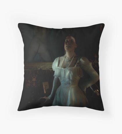 16th Century Lust Throw Pillow