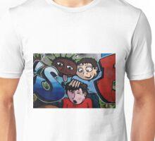 Mural, Street Art Unisex T-Shirt
