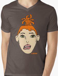 Anime Me Mens V-Neck T-Shirt