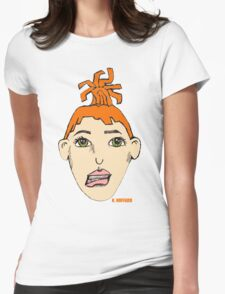 Anime Me Womens Fitted T-Shirt