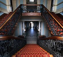 Werribee Mansion by Lisa  Kenny