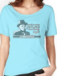 Churchill - Learning Women's Relaxed Fit T-Shirt